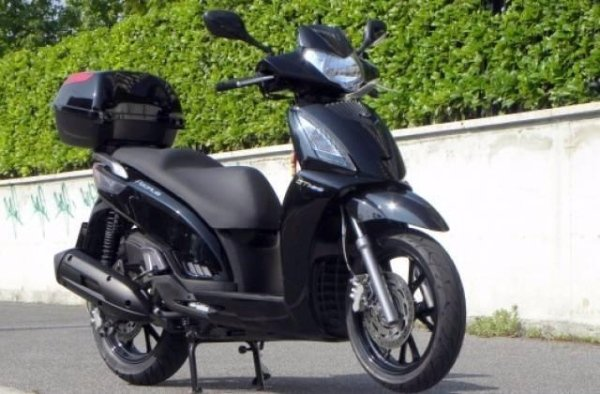 Kymco People GT 125i (2010 - 17)