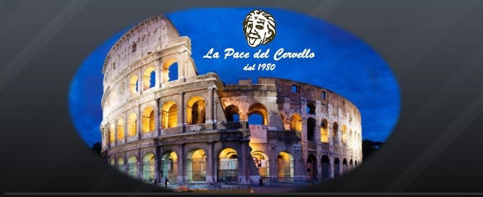 La pace del cervello - Roma