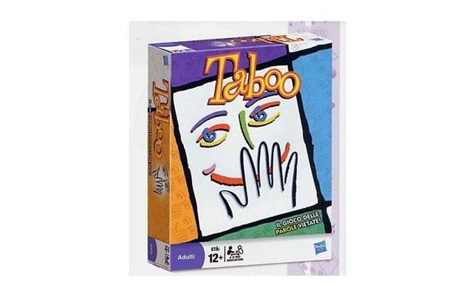 Taboo: il gioco delle parole vietate!
