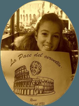 La pace del cervello, Roma