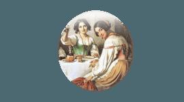 Tradizione culinaria romana - La pace del cervello, Roma
