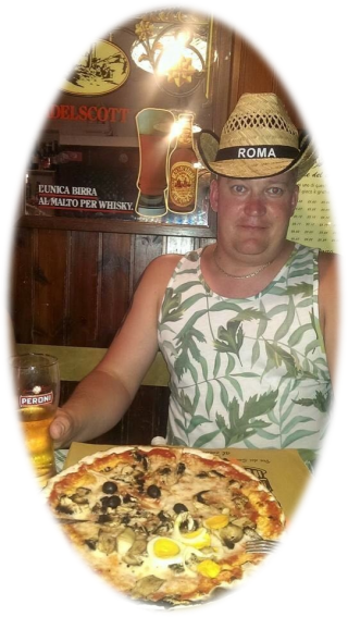 turista a roma