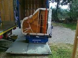 trasporto per pianoforti