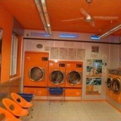 Lavanderia con asciugatrici
