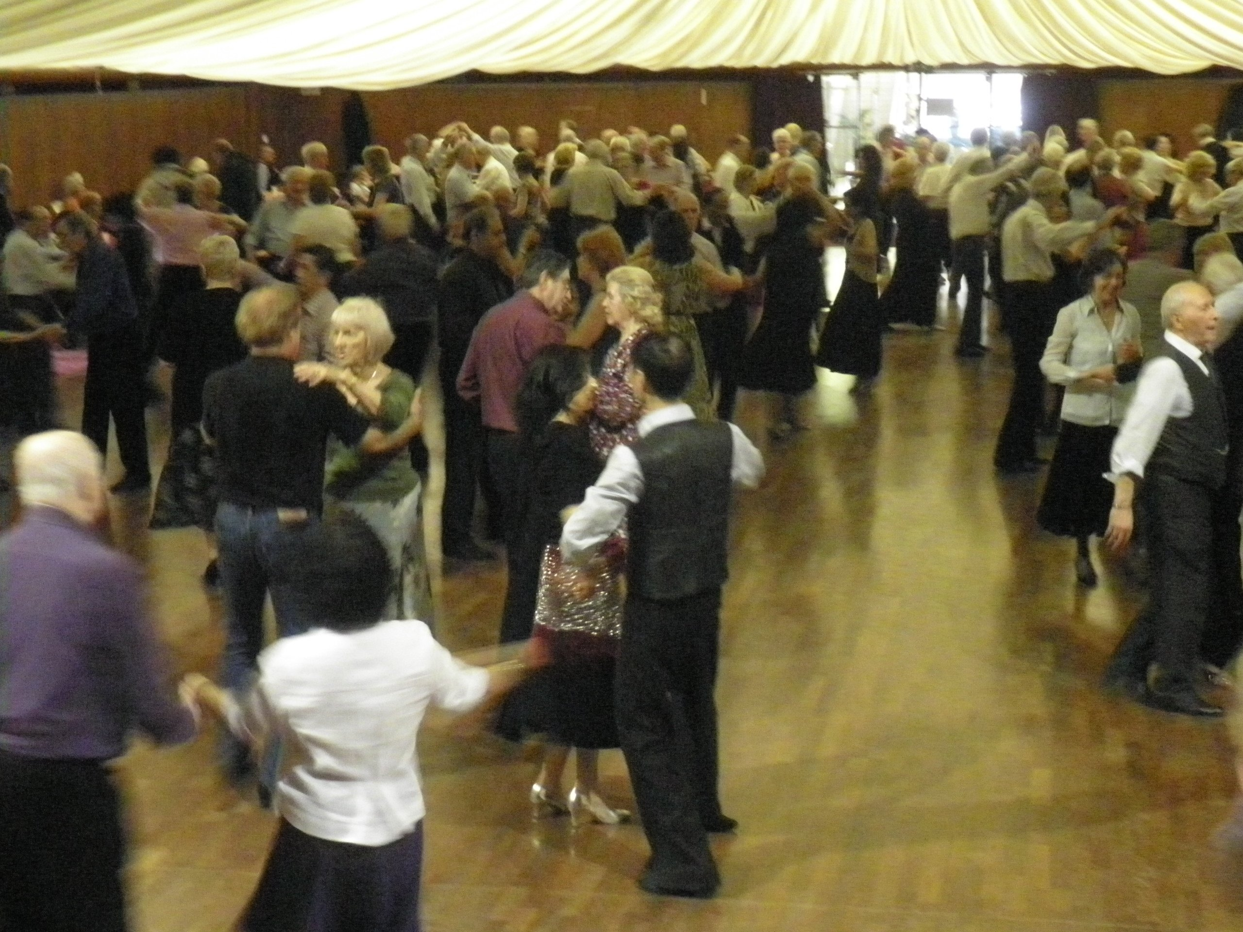 ballroom service
