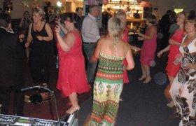 crowd enjoying the dance music