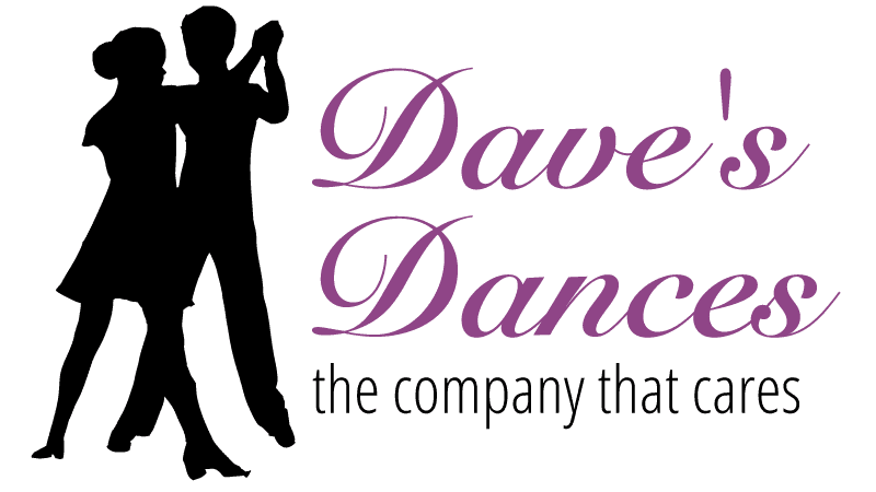 Dave's Dances company logo