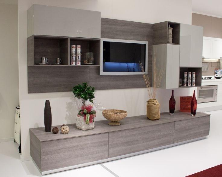 Esposizione cucine messina arredamenti freni cucinotta for Scavolini pareti attrezzate