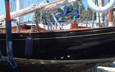 restauro conservativo imbarcazioni