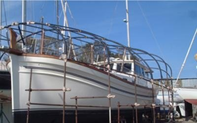 Recreational yachting services