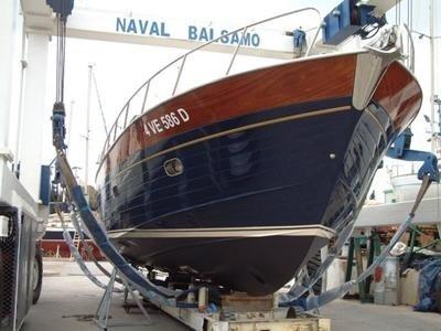 ristrutturazione imbarcazioni