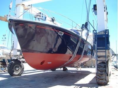 boatyard in Brindisi