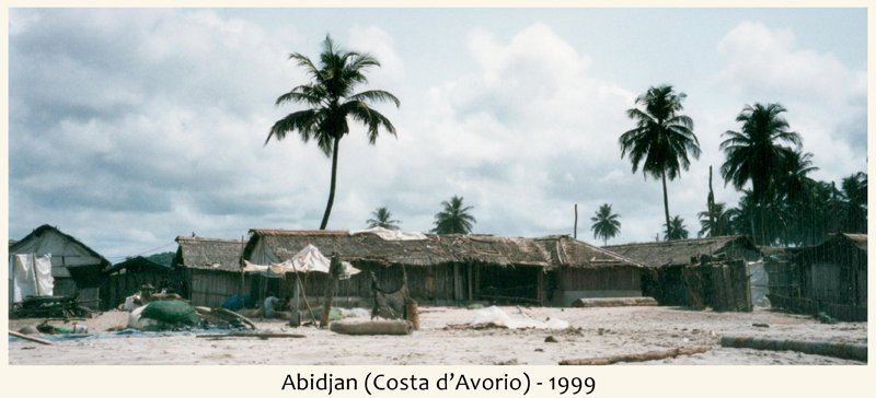 Abijian- Costa di Avorio nel 1991
