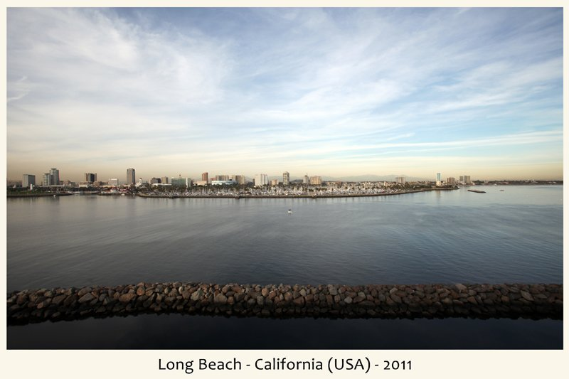 Long Beach in California nel 2011