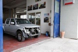 Carrozzeria, riparazioni auto