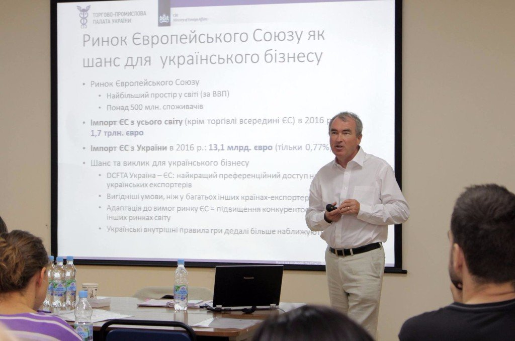 Export Training in Ukraine
