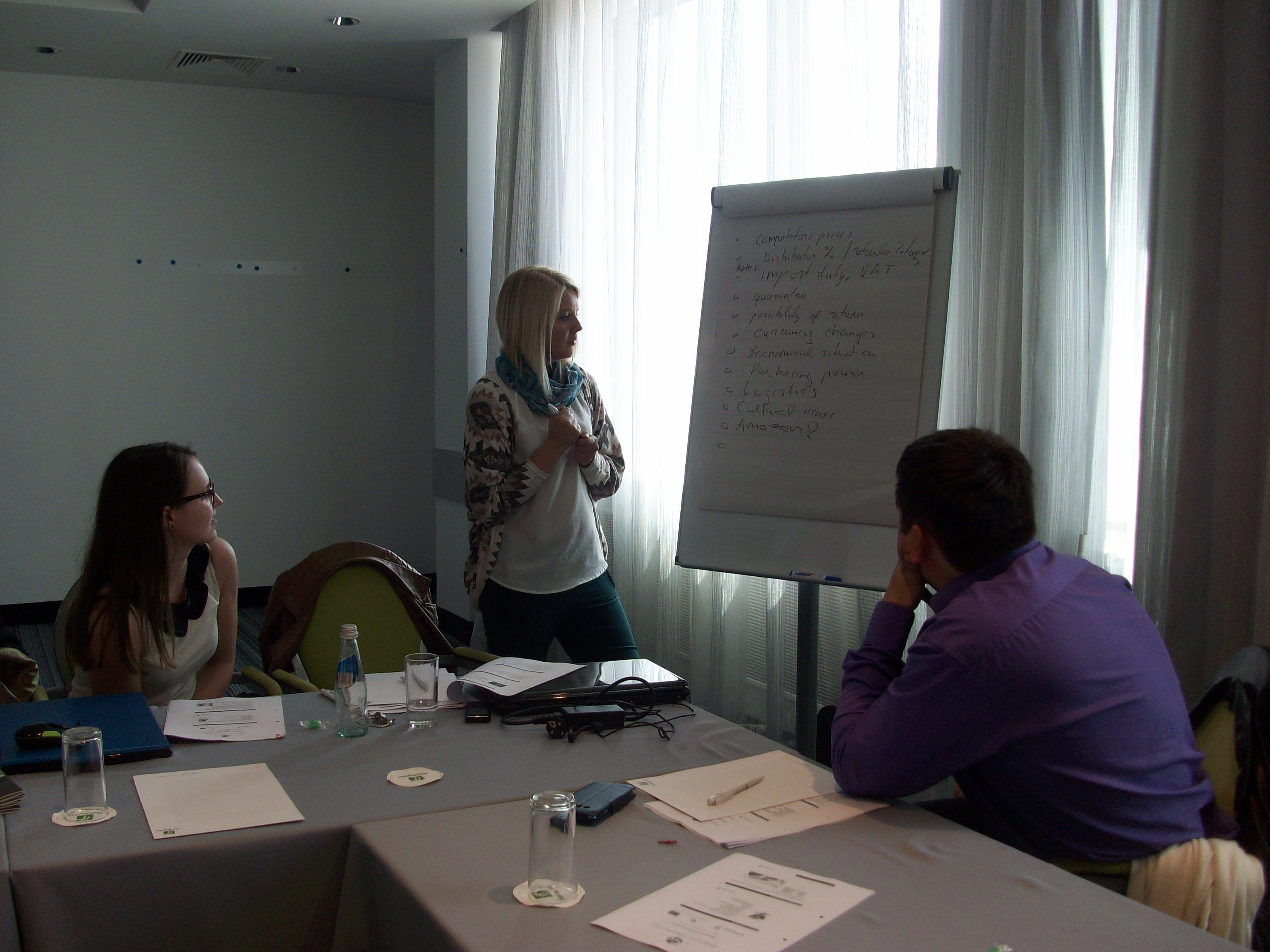 Export Training in Lithuania