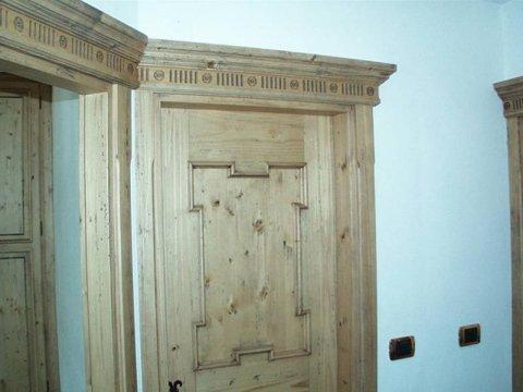 rifacimento porte interne Domegge di Cadore in provincia di Belluno