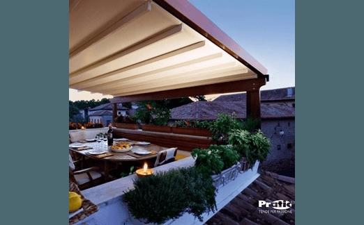 strutture per terrazzi