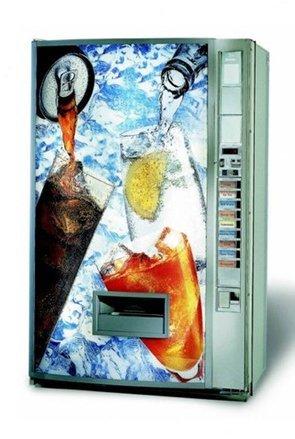 Macchine per bevande freddeversione 750