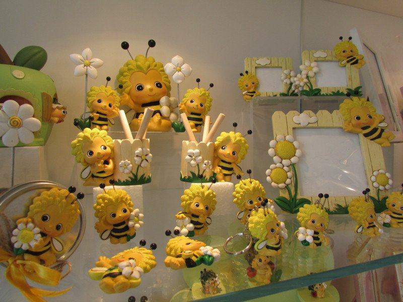 oggetti regalo a forma di ape