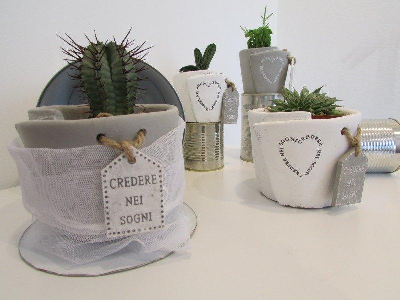 vasi con piante grasse-idee regalo