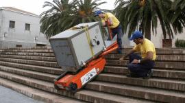 Movimentazione e logistica