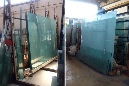 creazione serramenti in vetro