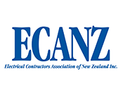 Electrical Contractors Association of New Zealand Inc. Logo