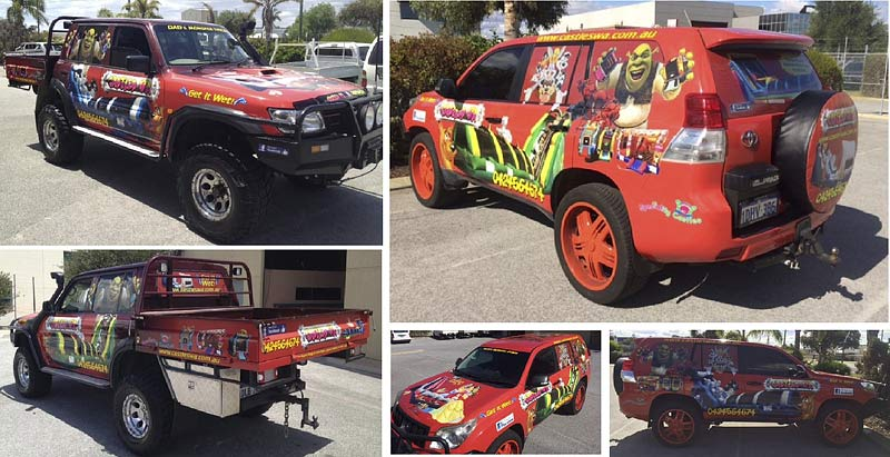 Car Wraps Perth Signcraft Amp Graphics
