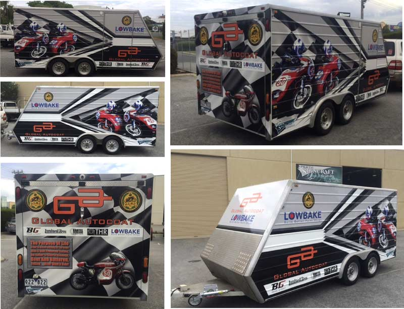 Trailer Signs | Perth | Perth Signcraft & Graphics