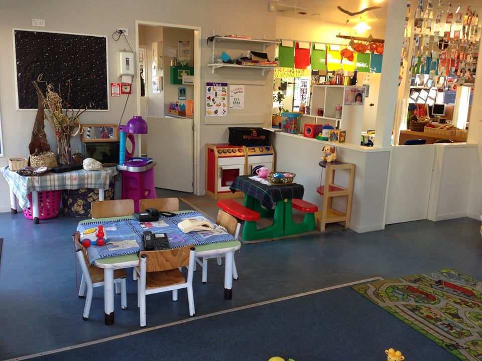 Professional childcare swings area for little acorns throughout Manukau, NZ