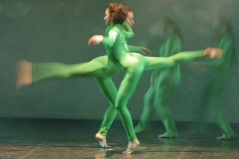 danza moderna, Alice, Brucaliffo