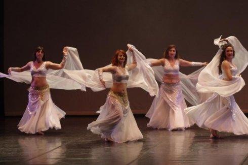 danze orientali, le perle d