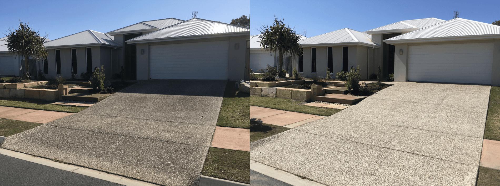 Sunshine Coast Softwash Roof Cleaning House Washing Noosa