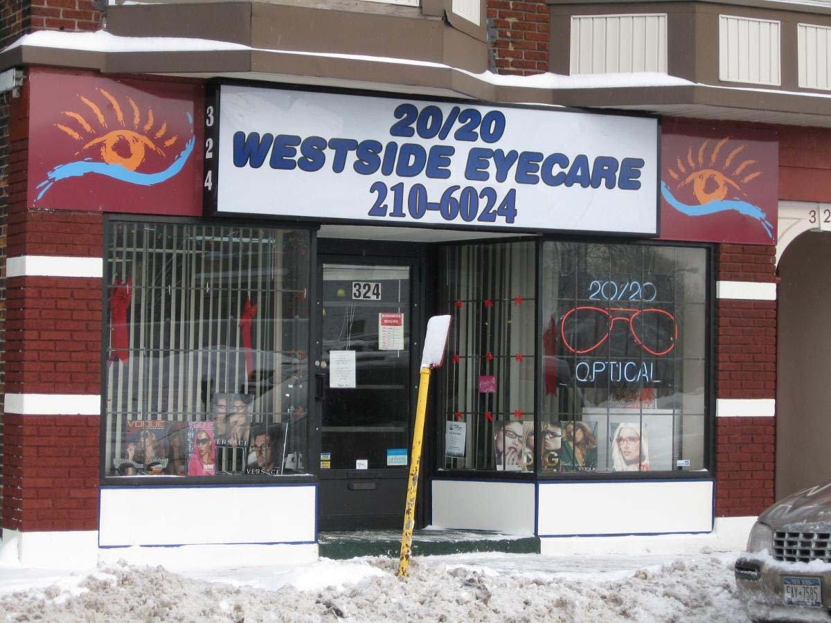 20/20 West Side Eye Care | Eye Exams in Buffalo, NY