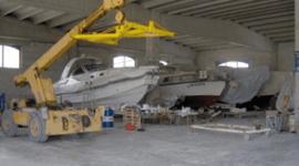 rimessaggio imbarcazioni da diporto