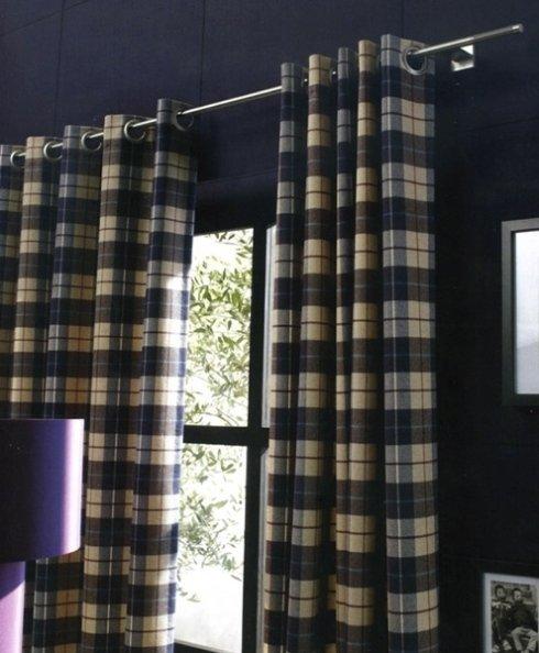 Bastoni per tende in stile moderno