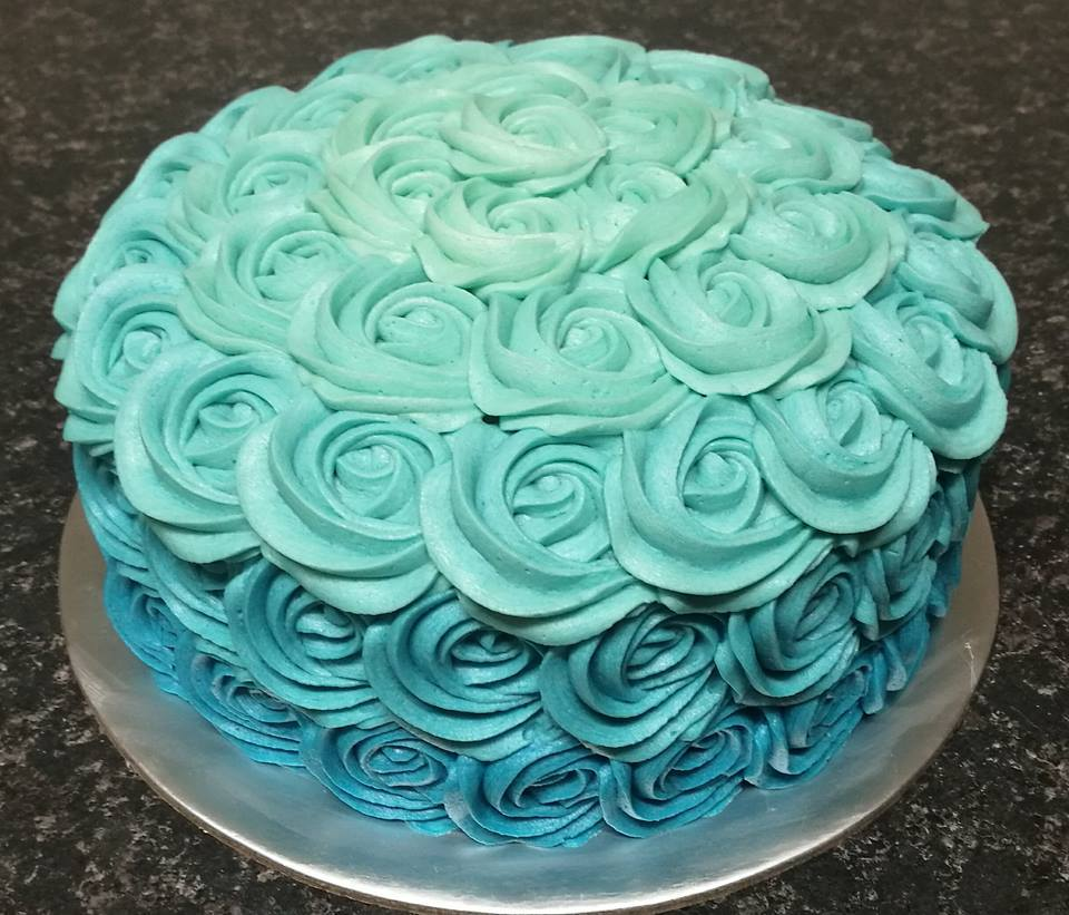 Elsa Birthday Cake Auckland