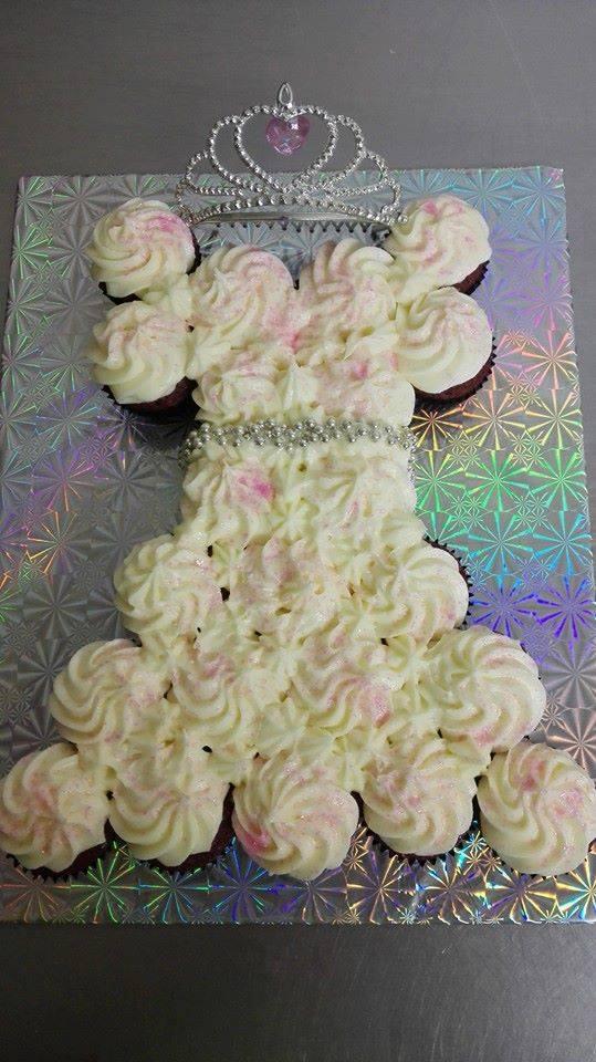 Princess Dress Cake