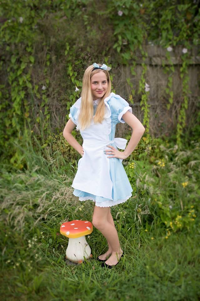 Alice in Wonderland Entertainer Auckland