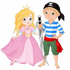 Princess and Pirate Theme Party Auckland