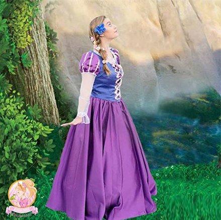 Rapunzel Entertainer Auckland