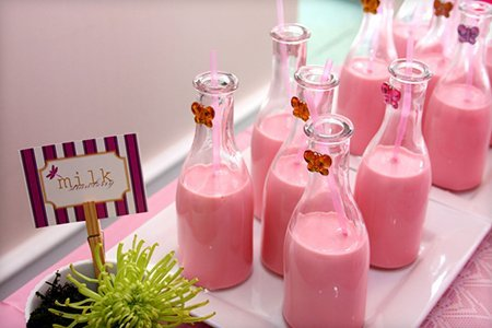 Little Miss Enchanted Strawberry Milk