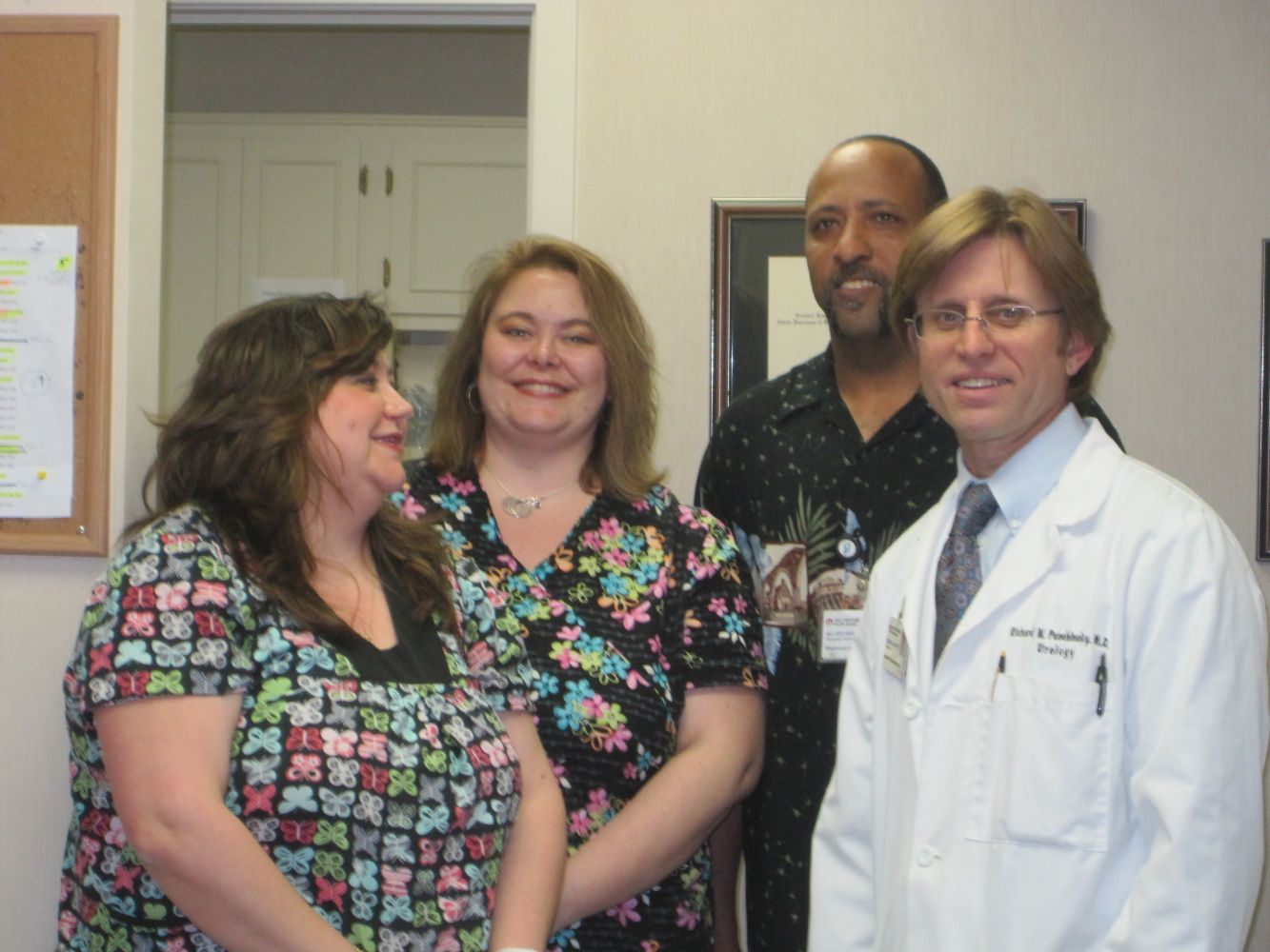 trusted member of our urological practice team in High Point, NC
