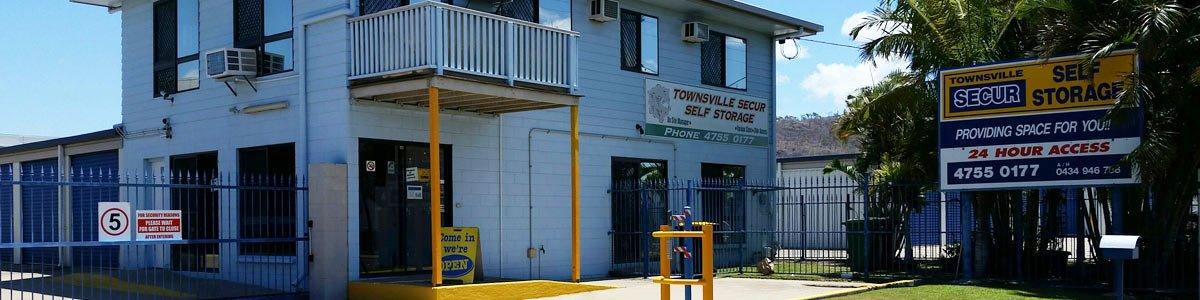 townsville secur self storage office