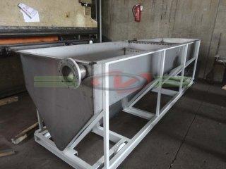 produzione vasche inox