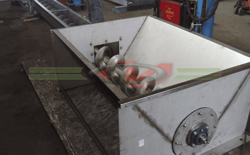 fabbricazione coclea inox cinquemilacinquecento