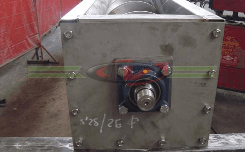 fabbricazione coclea inox