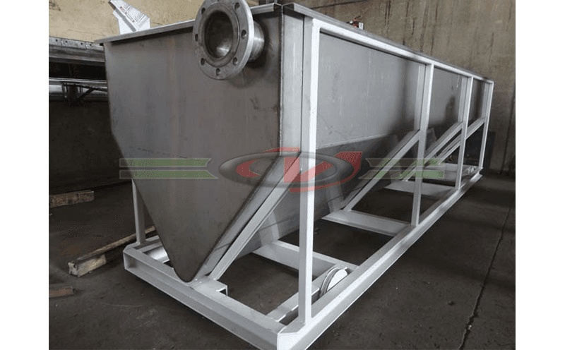 produzione vasca inox
